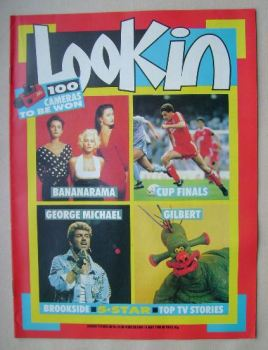 Look In magazine - 14 May 1988