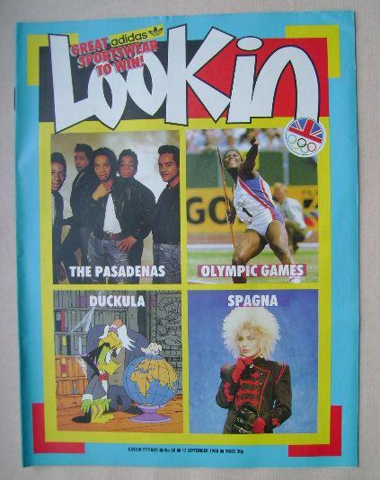 <!--1988-09-17-->Look In magazine - 17 September 1988