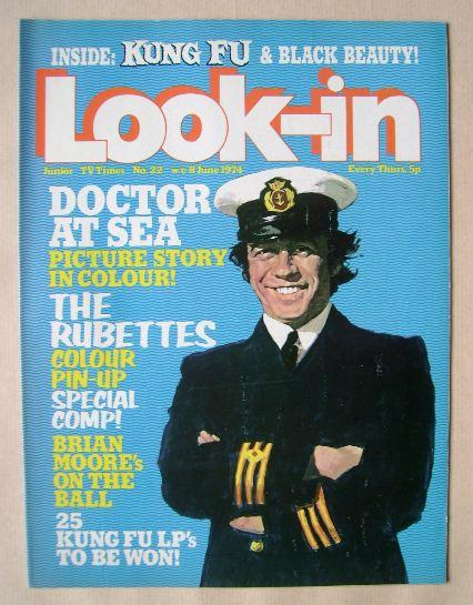 <!--1974-06-08-->Look In magazine - 8 June 1974