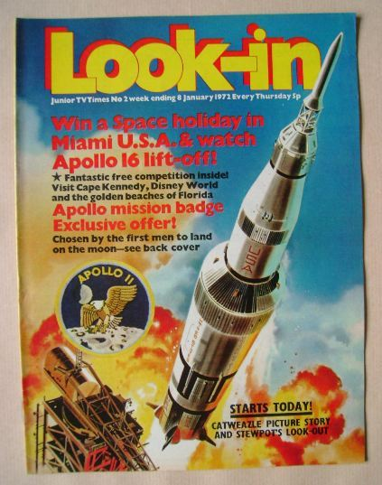 <!--1972-01-08-->Look In magazine - 8 January 1972