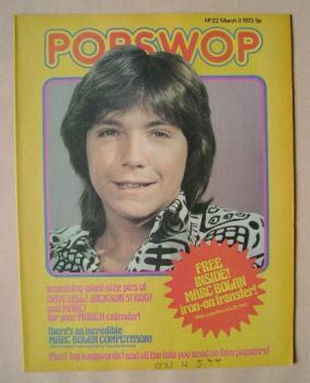 Popswop magazine - 3 March 1973