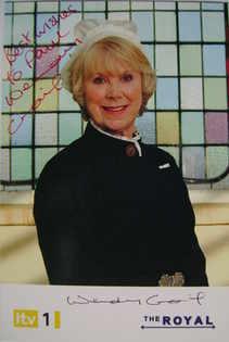 Wendy Craig autograph