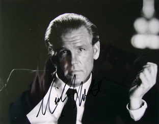 Nick Nolte autograph