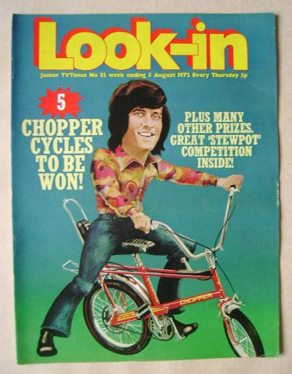 <!--1972-08-05-->Look In magazine - 5 August 1972