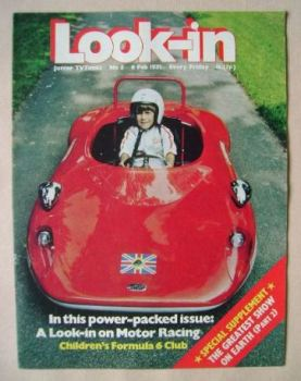 Look In magazine - 6 February 1971
