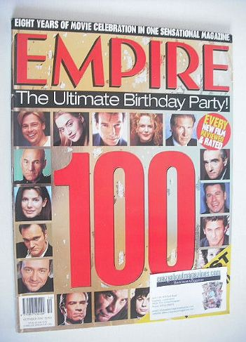 <!--1997-10-->Empire magazine - October 1997 - Issue 100