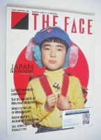 <!--1987-03-->The Face magazine - Japan Into The Future cover (March 1987 - Issue 83)