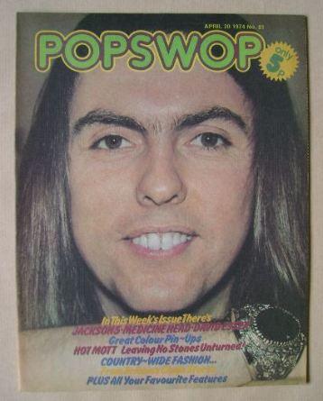 <!--1974-04-20-->Popswop magazine - 20 April 1974