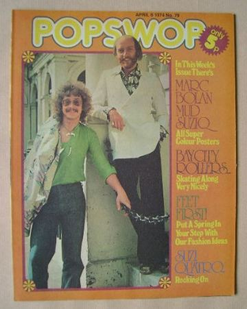 <!--1974-04-06-->Popswop magazine - 6 April 1974