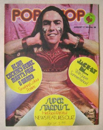 <!--1974-08-17-->Popswop magazine - 17 August 1974