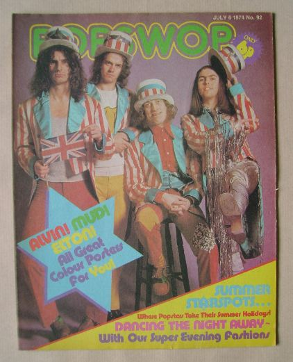 <!--1974-07-06-->Popswop magazine - 6 July 1974