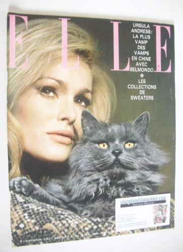<!--1965-02-04-->French Elle magazine - 4 February 1965