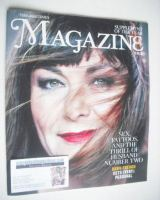 <!--2015-10-17-->The Times magazine - Dawn French cover (17 October 2015)