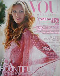 <!--2005-09-04-->You magazine - Elle Macpherson cover (4 September 2005)