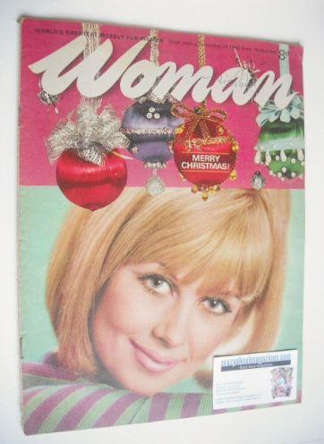 <!--1965-12-25-->Woman magazine (25 December 1965)