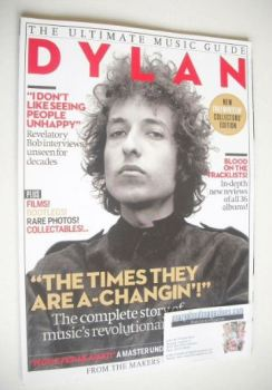 The Ultimate Music Guide magazine - Bob Dylan cover (May 2015)