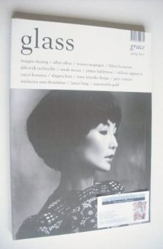 Glass magazine - Maggie Cheung cover (Spring 2010)