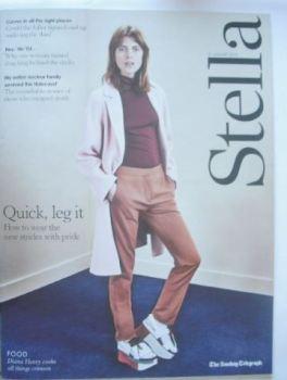 Stella magazine - Quick Leg It cover (25 January 2015)