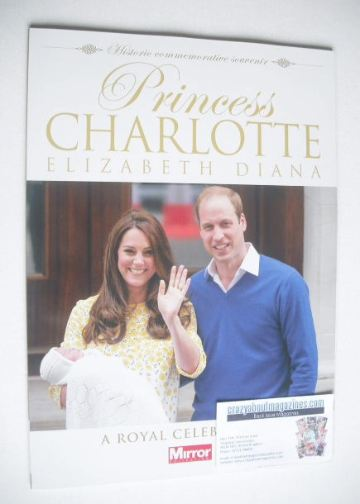 Princess Charlotte - A Royal Celebration magazine