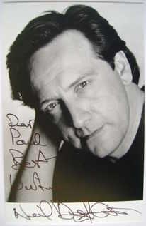 Neil Dudgeon autograph