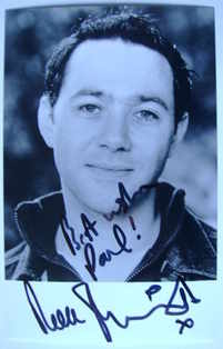 Reece Shearsmith autograph