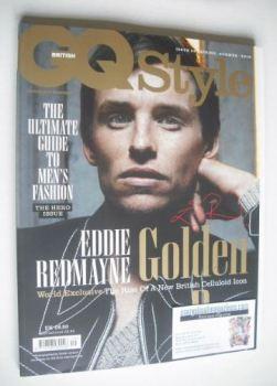 British GQ Style magazine - Spring/Summer 2015 (Reddie Redmayne - Cover 2)