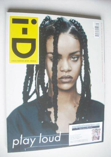 <!--2015-03-->i-D magazine - Rihanna cover (Pre-Spring 2015)