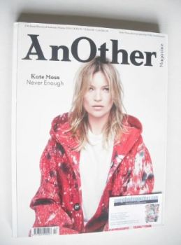 Another magazine - Autumn/Winter 2014 - Kate Moss cover (Cover 1)