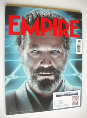 <!--2011-01-->Empire magazine - Jeff Bridges cover (January 2011 - Issue 25