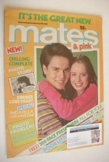 <!--1980-07-19-->Mates magazine (19 July 1980)