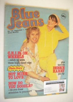 Blue Jeans magazine (1 September 1979 - Issue 137)