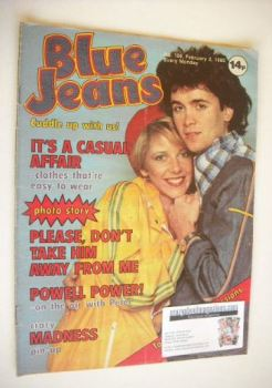 Blue Jeans magazine (2 February 1980 - Issue 159)