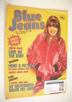 Blue Jeans magazine (24 May 1980 - Issue 175)