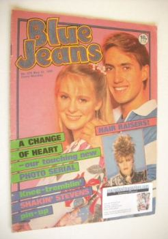 Blue Jeans magazine (22 May 1982 - Issue 279)