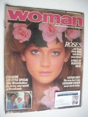 <!--1982-07-10-->Woman magazine (10/17/24 July 1982)