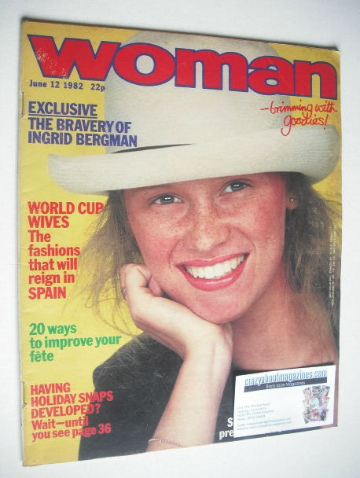 <!--1982-06-12-->Woman magazine (12 June 1982)