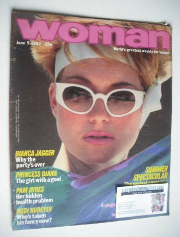 <!--1982-06-05-->Woman magazine (5 June 1982)