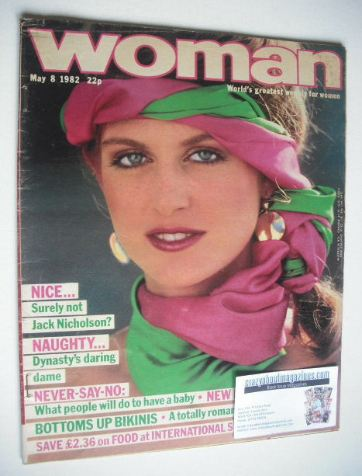 <!--1982-05-08-->Woman magazine (8 May 1982)