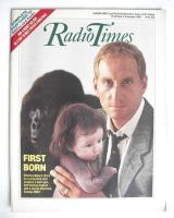 <!--1988-10-29-->Radio Times magazine - Charles Dance cover (29 October - 4 November 1988)