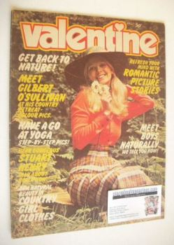 Valentine magazine (18 August 1973)