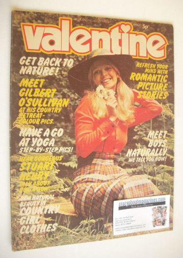 <!--1973-08-18-->Valentine magazine (18 August 1973)