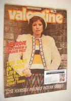 <!--1974-02-02-->Valentine magazine (2 February 1974)