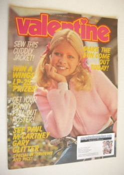 Valentine magazine (21 July 1973)