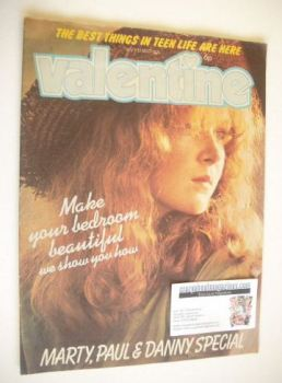 Valentine magazine (7 September 1974)