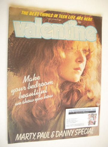 <!--1974-09-07-->Valentine magazine (7 September 1974)