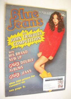 Blue Jeans magazine (16 December 1978 - Issue 100)