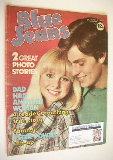 <!--1979-04-28-->Blue Jeans magazine (28 April 1979 - Issue 119)