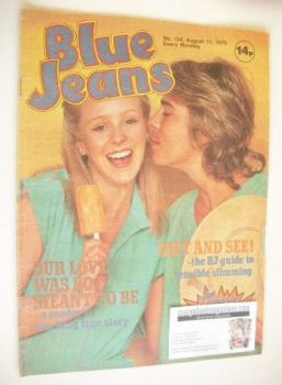 Blue Jeans magazine (11 August 1979 - Issue 134)