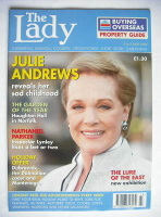 <!--2008-06-03-->The Lady magazine (3-9 June 2008 - Julie Andrews cover)