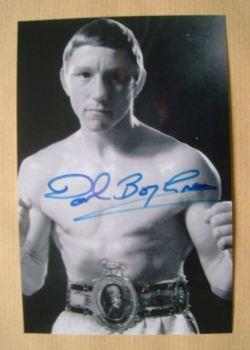 Dave Boy Green autograph